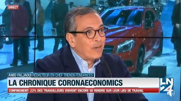 CoronaEconomics: industrie automobile, suppression des dividendes: l'analyse du jour d'Amid Faljaoui (vidéo)