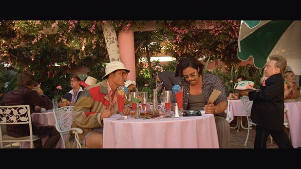 Fear and Loathing in Las Vegas: Singapore Sling