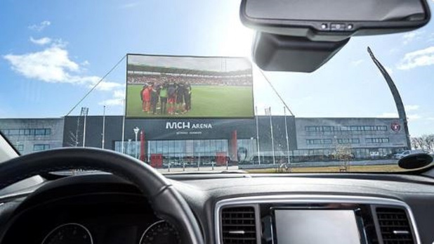 Au Danemark, on ne sait plus se passer de foot
