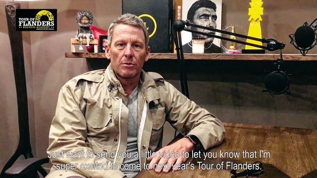 Lance Armstrong over dopingverleden: 'Ik zou niets veranderen'