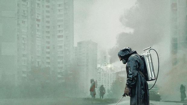 Le nuage de Chernobyl