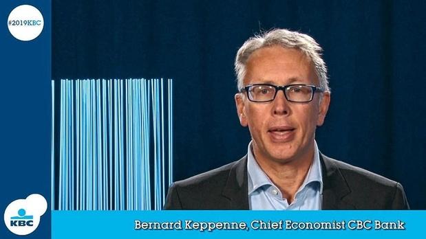 """Bernard Keppenne (CBC): """"Le ralentissement allemand n'est pas un accident de parcours"""""""
