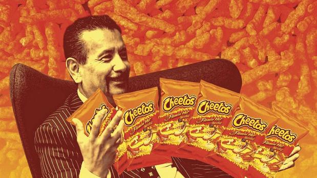 Flamin' Hot Cheetos, het chipsmerk dat zo hip is dat het zijn eigen film krijgt