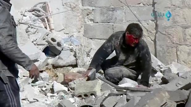 Noodkreet uit laatste rebellenbolwerk in Syrië: 'Straks kunnen we geen kant meer op'