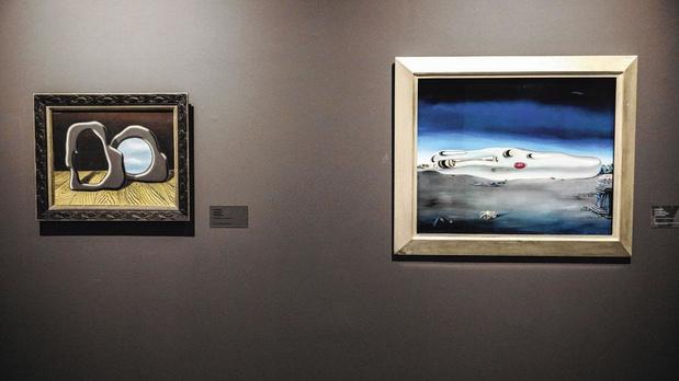 Dali-Magritte, sacrés concubins