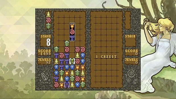 Columns II (Sega Ages)