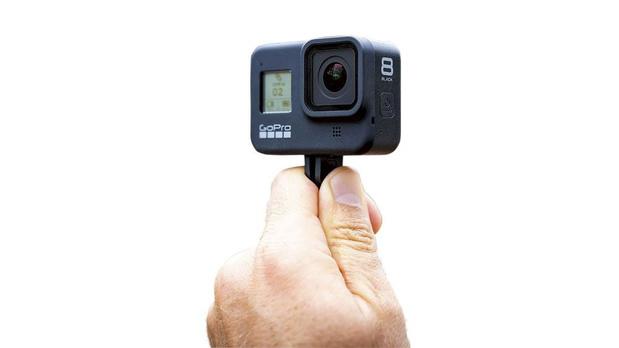 Caméra d'action gopro hero8 black