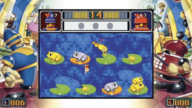 Ichidant-R (Sega Ages)