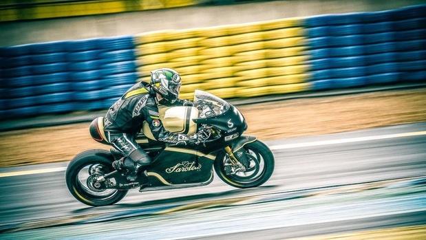 La marque belge Saroléa a-t-elle pour horizon de devenir le futur Tesla de la moto électrique?