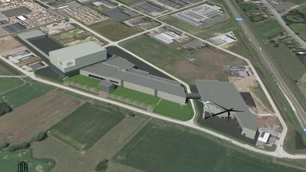 Aviko bouwt nieuwe frietfabriek in Poperinge