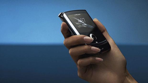 Motorola voyage dans le temps