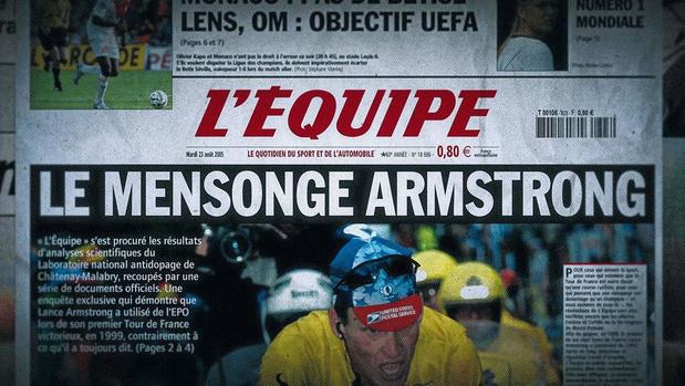2013, la légende Armstrong