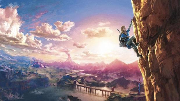 6/ The Legend of Zelda: Breath of the Wild Nintendo, sur Nintendo Wii U et Switch (2017)