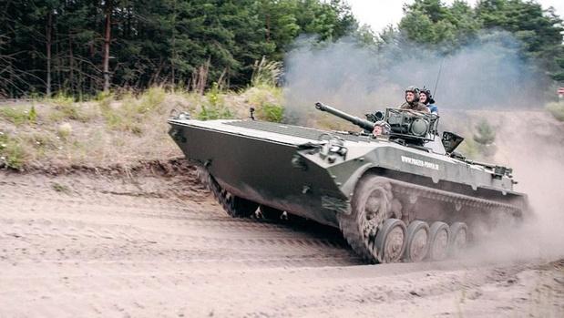 Le char de combat - Une arme centenaire