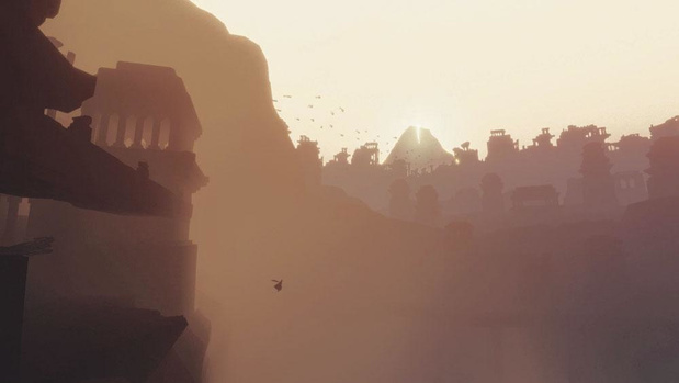 2/ Journey Sony Interactive Entertainment, Thatgamecompany, sur PS 3 (2012)