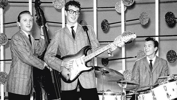 Tv-tip: 'Buddy Holly: Rave On', over de rock-'n-rollster die amper 22 werd