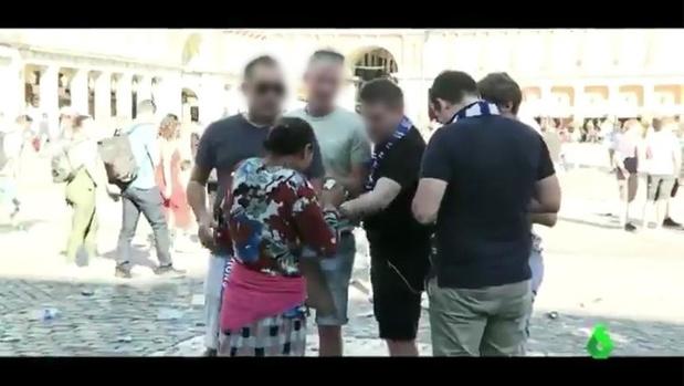 Pestende Club-fan blijkt politie-inspecteur, zone Vlas onderzoekt zijn gedrag
