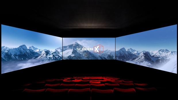Kinepolis komt met 270°-cinema naar België