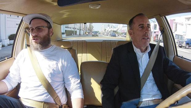 Tv-tip: meer geleuter en geslurp in 'Comedians in Cars Getting Coffee'
