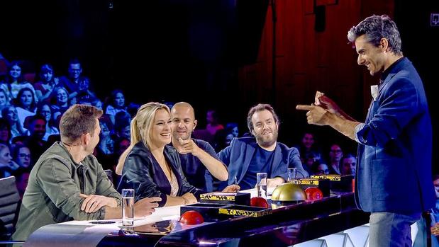 Steven Delaere uit Lendelede opnieuw in Belgium's Got Talent