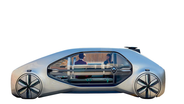 Quelle sera la voiture du futur?