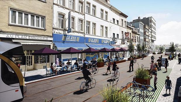 Bruxelles: 1001 projets pour 19 communes