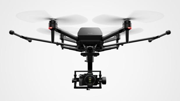 Sony onthult zijn eerste Airpeak-drone