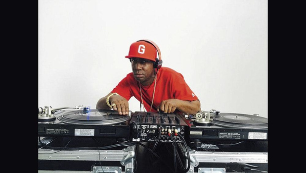 2. Blu Samu & Grandmaster Flash