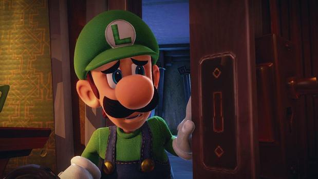 Luigi, le maître d'hôtel