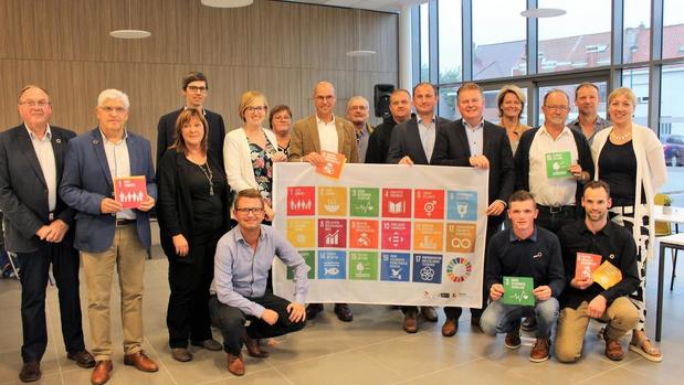 """Oudenburg vecht voor een duurzame wereld: """"Honderden kilo's afval opgeruimd"""""""
