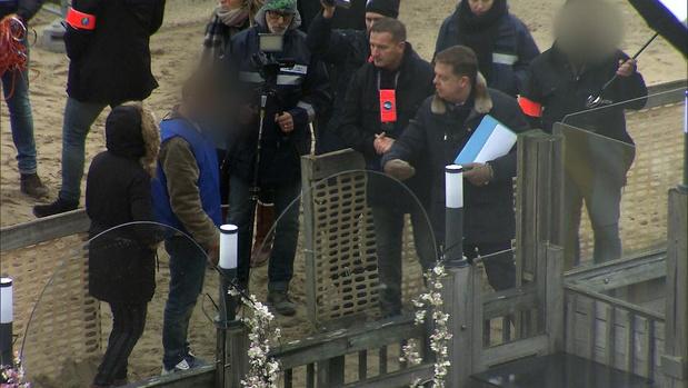 'Man met de blauwe jas' moet in de cel blijven