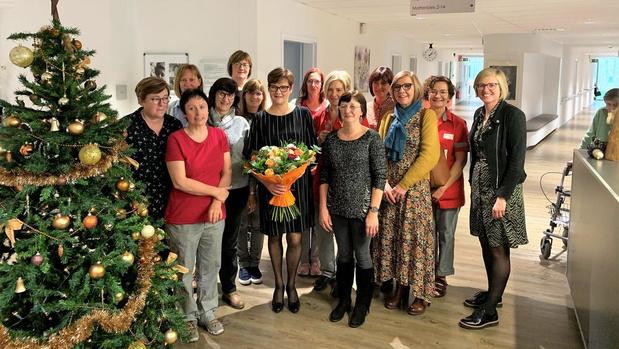 Linda Bonnet verlaat na 47 jaar dienst Oudenburgs woonzorgcentrum