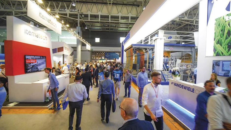 Vlaamse fabrikanten maken indruk tijdens Olympische Spelen voor weefmachines