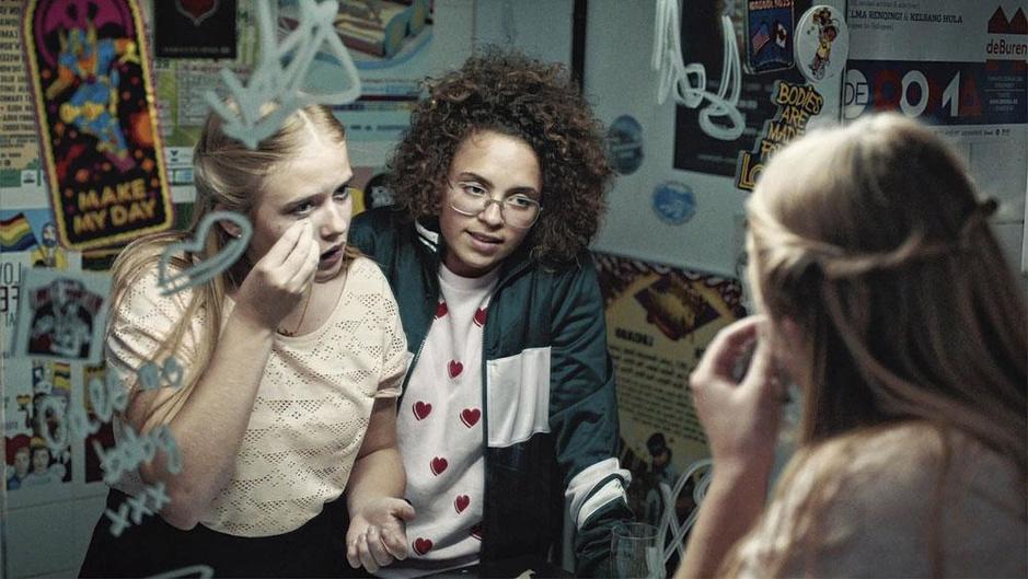 Tienerreeks wtFOCK doet wat de rest niet kan: jongeren bereiken met Vlaamse tv