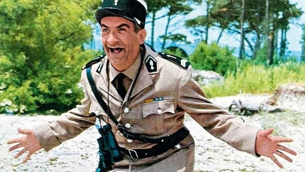 3. Le gendarme de Saint-Tropez