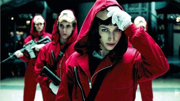 """Netflix a fait de Madrid la nouvelle """"capitale européenne des séries"""""""