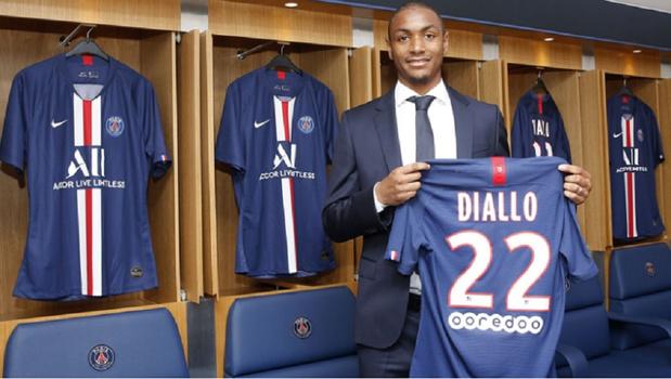 Abdou Diallo s'engage pour 5 ans au PSG