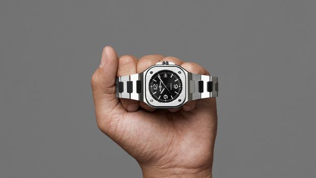 Van off-road naar stedelijk design: horlogemaker Bell & Ross richt zich tot stoere zakenlui