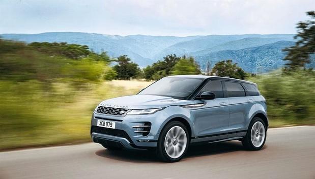 La Range Rover Evoque, coqueluche des beaux quartiers