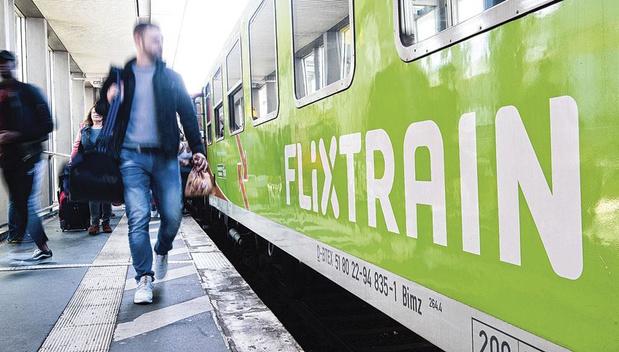 Flixtrain en Belgique ?