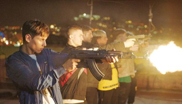 "Au coeur des ""baby gangs"""