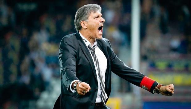 Officiel: Felice Mazzu est le nouvel entraîneur de Genk