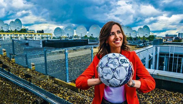 """Anne Ruwet: """"La Ligue des Champions est un univers de rêve"""""""