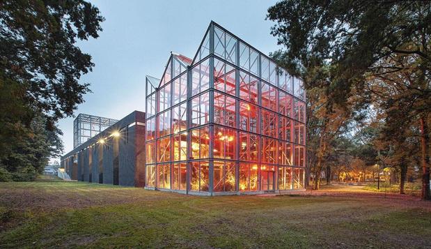 Le laboratoire Van Mechelen