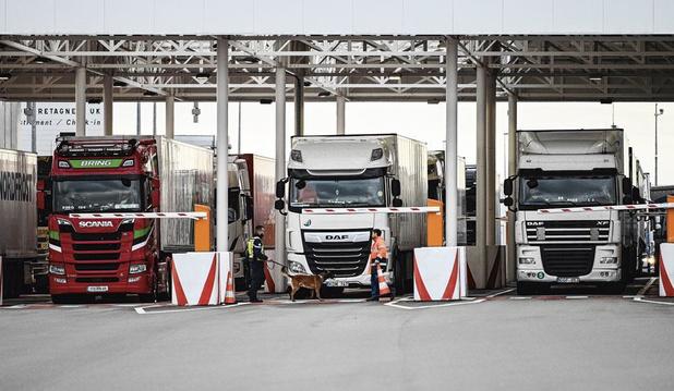 Transportbedrijven maken zich op voor een no-deal brexit