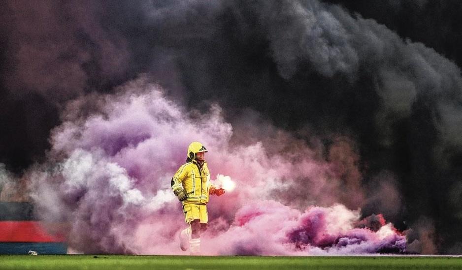 Echo's uit paars-witte supportersbuik: 'Voor jeugdspelers zouden we na elke nederlaag blijven applaudisseren'