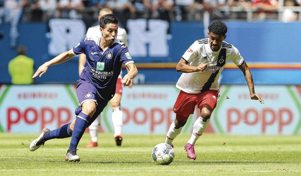 Anderlecht commence à prendre forme