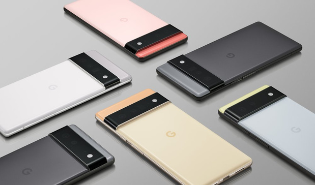 Google équipera ses nouveaux smartphones Pixel d'une puce maison