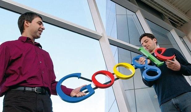 'Met het vertrek van Page en Brin komt er een einde aan de Montessori-managementstijl bij Google'