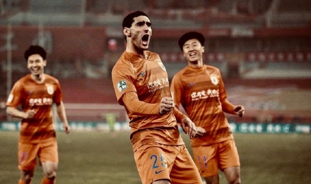 Lion belge: Marouane Fellaini à nouveau sacré meilleur joueur belge d'origine arabe à l'étranger, Openda meilleur esOppoir